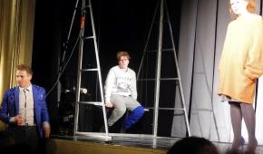 Scena ze spektaklu. Fot.P.Reising