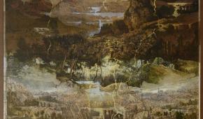 "Krzysztof Wieczorek  ""The valley without us..."" 2010"