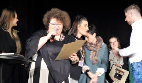 Organizatorzy i uczestnicy Festiwalu. Fot.P.Reising