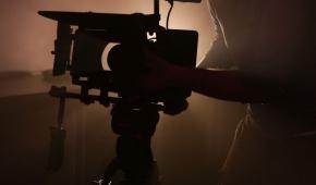 Na planie filmowym. fot.Magdalena Sass/promocja