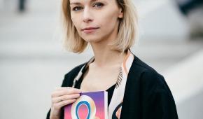 Anna Ciarkowska, fot. Adam Słowikowski