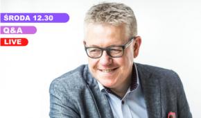Tomasz Bęben, dyrektor naczelny Filharmonii Łódzkiej/mat. prasowe Filharmonii Łódzkiej