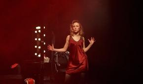 Alicja Wojnowska, Teatr STU,  fot. Tomasz Szkodziński
