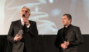 Andrzej Seweryn i Krzysztof Witkowski. Fot. Mikołaj Zacharow