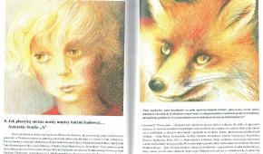 rysunki wykonane do książki B.Gajewskiej