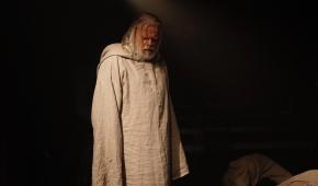 Wergiliusz (Mariusz Saniternik). fot. Jarek Darnowski / Teatr Logos