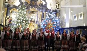 Piliczanie podczas koncertu w kościele Panien Dominikanek. fot.P.Reising