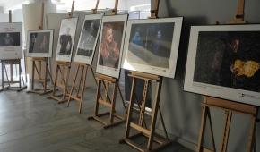 Wystawa Wojtka Kubika w hallu ŁDK. Fot. P.Reising