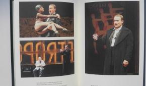 """Ilustracje w książce """"Twarze Wotana"""". Fot. P.Reising"""