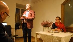 Witold Stawski i Barbara Gajewska. fot.P.Reising