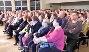 Publiczność na koncercie POK. fot. P.Reising
