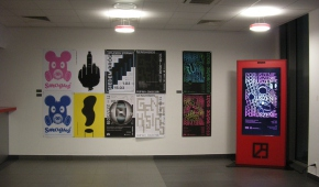 Plakaty Witolda Gretzyngiera i Aleksandry Sarny