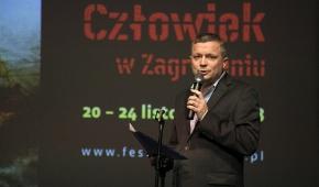 Jakub Wiewiórski, dyrektor festiwalu