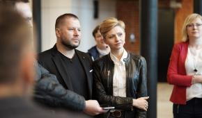 Michał i Kamila Przybysz. Fot. Jacek Łukasiewicz / mat. prasowe