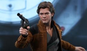 """Han Solo: Gwiezdne wojny - historie"""