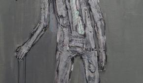 """Rafał Sobiczewski """"System zamknięty"""", 2001"""