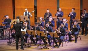 Jazz Big Band, fot. Dariusz Kulesza / Akademia Muzyczna w Łodzi