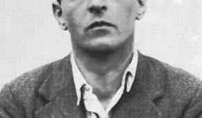 Ludwig Wittgenstein. Foto. Clara Sjögren  / Wikipedia