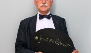 Leon Weintraub, fot. Centrum Dialogu im. Marka Edelmana w Łodzi.