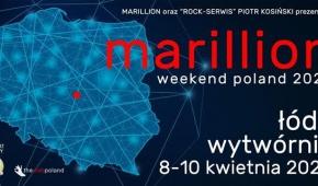 Marillion - weekend poland