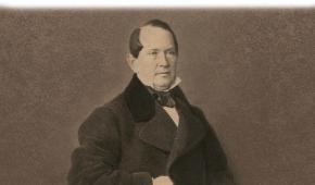 Prezydent Lodzi Franciszek Traeger
