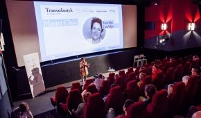 Spotkanie z Marthą Coolridge. Fot. Materiały promocyjne festiwalu