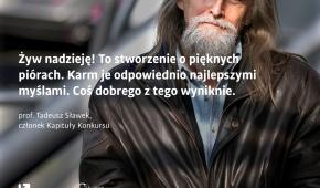 Tadeusz Sławek. Fot. materiały promocyjne UŁ